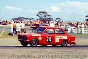 69032 - Dick Thurston Toyota Corolla - Calder 1969