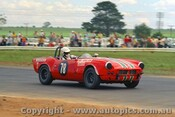 69434 - Brian Sampson - Triumph Spitfire Calder 1969