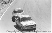 75737 - Brown / Ransom  Ford Escort RS2000  and Schenken / Bernasconi Alfa Romeo GTV - Bathurst 1975