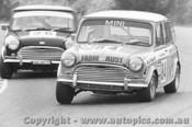 77007 - L. McIntosh and W. Bryant -  Morris Cooper S -  Amaroo 1977