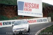 87720 - Mark Skaife Nissan Gazelle - Bathurst 1987