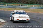 87007 - Mark Skaife Nissan Gazelle - Sandown  1987