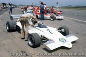 76618 - Leffler Lola T400 Lawrence Lola Lola T332 - Oran Park Tasman Series 1976