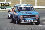 80723 - J. Faulkner / G. Dumbrell - Ford Escort - Bathurst 1980