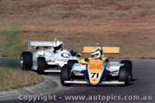 86502 - Jon Crooke Cheetah MK8 - Oran Park 1986