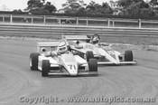 86504 - Jon Crooke Cheetah MK8 - A. Abrahams Ignis Cheetah  - Sandown 1986