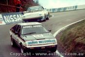 84725 -  G.Arnel / L. Arnel Mitsubishi Starion -  Moffat / Hansford  Mazda RX7 -  Bathurst 1984