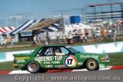 83722 - Johnson / Bartlett - Ford Falcon XE Bathurst 1983