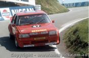 83726 - Callaghan / Graham - Ford Falcon XE Bathurst 1983