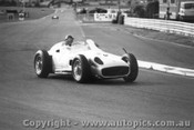 78508 - Juan Manuel Fangio - Mercedes W196 Silver Arrow - Sandown 1978