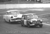 64012 - W. Jones Morris 850 and J. Buchelin EK Holden - Oran Park 1964