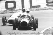 66532 - G. Slade Schazum Healey /  D. James Citroen Special  - Oran Park 1966