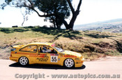 89727 - K. Waldock / B. Thomson  -  Bathurst 1989 - Ford Sierra RS500