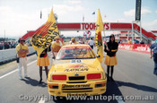 90718 - K. Waldock / M. Preston -  Bathurst 1990 - Ford Sierra RS500