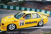 93716  -  K.Waldock / B. Peters  -  Bathurst 1993 - Ford Falcon EB