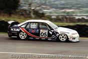 97703 - Peter Brock & Mark Skaife  Holden Commodore - Bathurst 1997 - Brock s last Bathurst Start