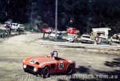 68165 - C. Boon  Austin Healy Sprite - Lakeland Hillclimb December 1968