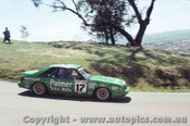 85730  -  D. Johnson / L. Perkins  -  Bathurst 1985 - Ford Mustang
