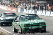 85731  -  D. Johnson / L. Perkins  -  Bathurst 1985 - Ford Mustang