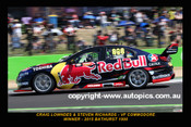 15701-1 - Craig Lowndes - Commodore VF Winner of the  Bathurst 1000 - 2015