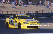 202517 - Garth Tander / Steven Richards / Nathan Pretty / Cameron McConville, Holden Monaro  CV8 - Winner of the Bathurst 24 hour 2002