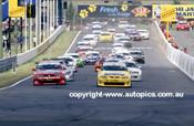 203060 -  Tander / Richards / Pretty / McConville  & Brock / Murphy / Bright / Kelly - Holden Monaro CV8 - Bathurst 24 Hour 2003