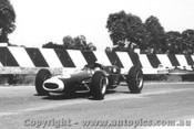 65517 - Jim Palmer  Brabham - Sandown Tasman Series  1965