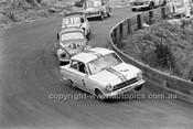 Bob Jane, Lotus Cortina & Terry Quartly, Volkswagen - Catalina Park Katoomba - 8th November 1964 - Code 64-C81164- 65