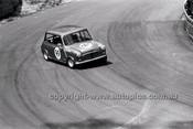 Phil Barns, Morris 850 - Catalina Park Katoomba - 8th November 1964 - Code 64-C81164- 72
