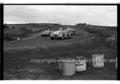 A. J. Lock, Triumph TR3 - Phillip Island - 22nd April 1957 - Code 57-PD-P22457-015