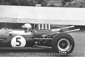 66539 - Jack Brabham Repco - Tasman Series Sandown 1966