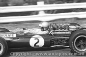 67534 - D. Hulme Repco Brabham - Sandown 1967