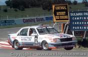 81723 - W. Cullen / A. Jones  -  Holden Commodore VC  Bathurst  1981