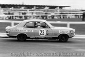 70096 - C. Cole / S. Bennet - Holden Torana XU1 - Sandown 1970