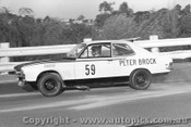 70098 - Peter Brock - Holden Torana GTR - Sandown 1970