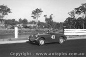 62404 - G. Wade Austin Healey Sprite - Sandown 1962