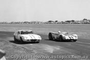 68436 - Peter Woodward Lotus Europa and             Lotus 23B - Phillip Island 1968