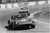 74407 - P. Warren - Bolwell Nagari V8 / R. Porter Datsun 2000 - Oran Park 1974