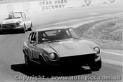74409 - W. Myer - Datsun 240z - Oran Park 1974