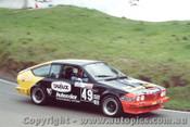 86740 -R.  Gulson / F. Porter - Alfa Romeo GTV 6 - Bathurst 1986