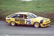 86739 - C. Bond/ P. Fitzgerald - Alfa Romeo GTV 6 - Bathurst 1986