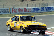 82714 - B. Seton / D. Smith Ford Capri - Bathurst 1982