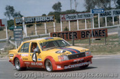 80727  -  P. Janson / L. Perkins  -  Bathurst 1980 - 2nd Outright - Holden Commodore VC