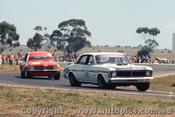 72061 - Ian  Pete  Geoghegan  Super Falcon  Bob Jane  V8 Torana - Calder 1972