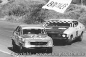 73037 - Bob Morris Torana XU1 / John Goss XA Falcon - Amaroo Park 1973