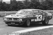 74046 - Allan Moffat Brut 33 XB Falcon - Winner of the Sandown 250 -  Sandown 1974