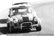 73041 - Angelo Galettis - Morris Cooper S - Oran Park 1973