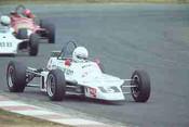 83510 - G. Walters Elwyn / M. Quinn Lola /  B. Connolly Galloway Formula Ford - Amaroo Park 1983