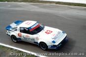 84733  -  A. Moffat / G. Hansford  -  Bathurst 1984 - 3rd Outright - Mazda RX7