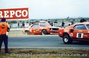 71068 - B. Jane Chev Camaro / Allan Moffat Ford Mustang - Calder 1971